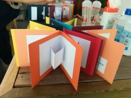 Criação de um portefólio de técnicas para construção de livros Pop-Up