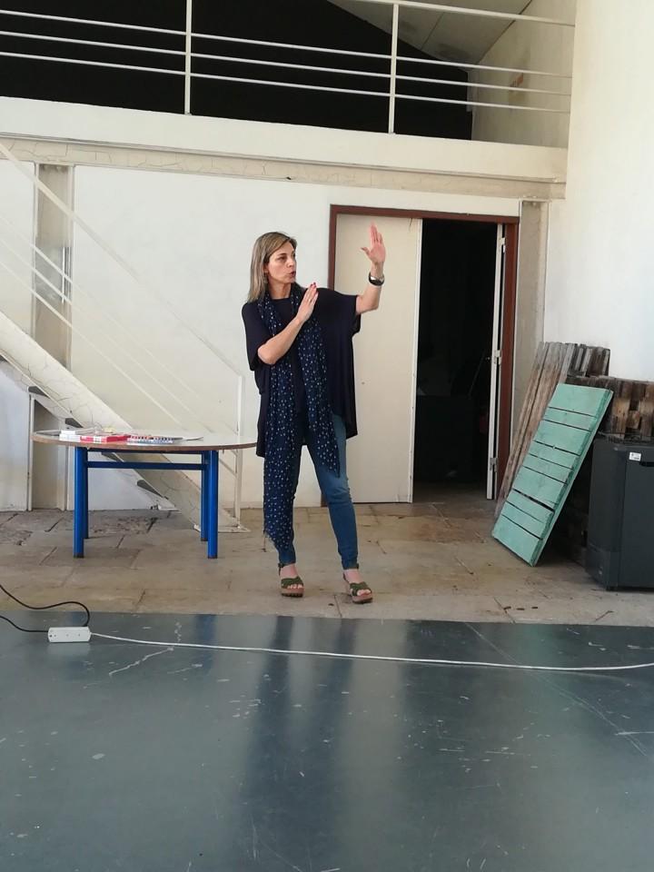 Arte Central - Curso Técnicas Experimentais para Produção Artística Contemporânea