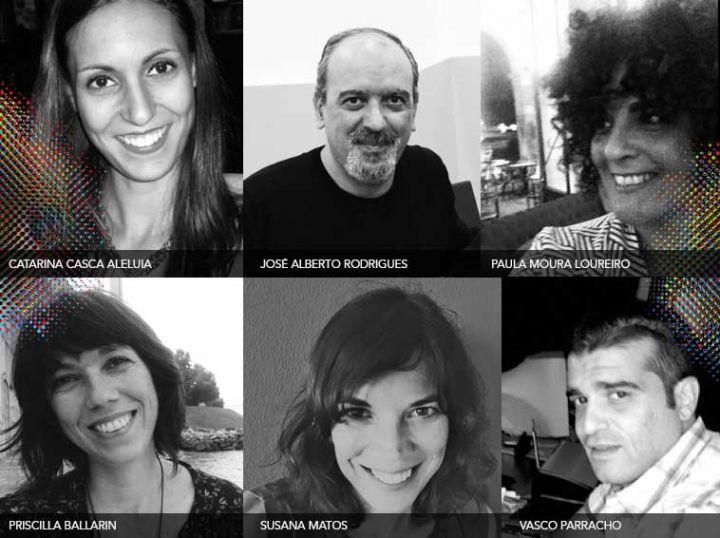 Equipa de colaboradores Arte Central