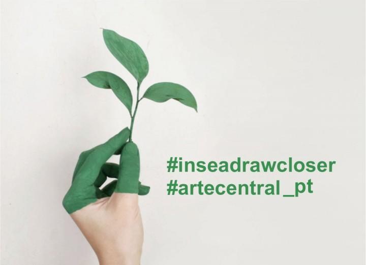 Draw Closer InSEA e Arte Central- covid19
