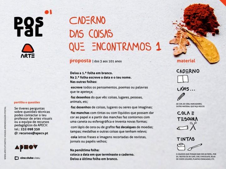 APECV - postais para imprimir