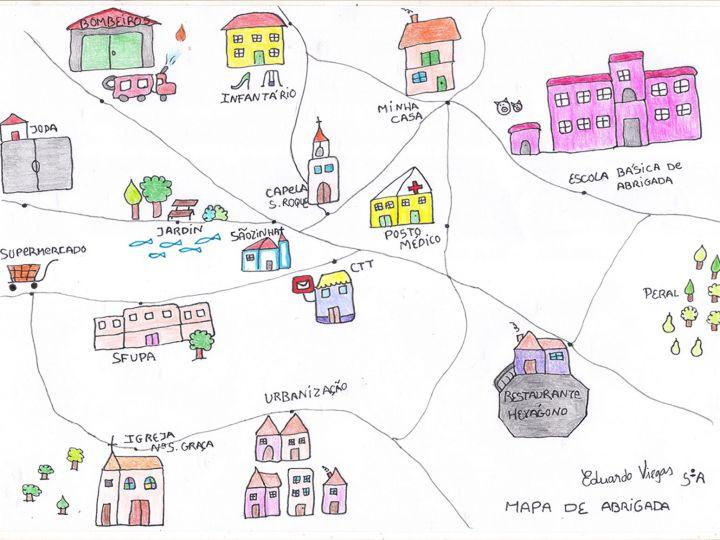 Dossier de Práticas de Educação Artistíca: #1 PELAS NOSSAS RUAS
