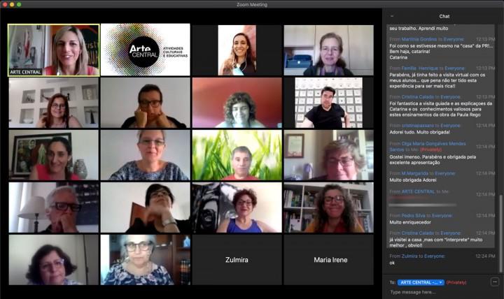 Curso de formação de Professores - TÉCNICAS EXPERIMENTAIS PARA PRODUÇÃO ARTÍSTICA CONTEMPORÂNEA | 4 e 5 de julho de 2020