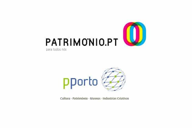 Parceiros de divulgação Arte Central: patrimonio.ptpt e PPorto dos museus