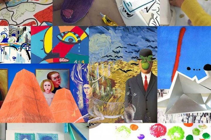 Atelier de Artes Online da Arte Central