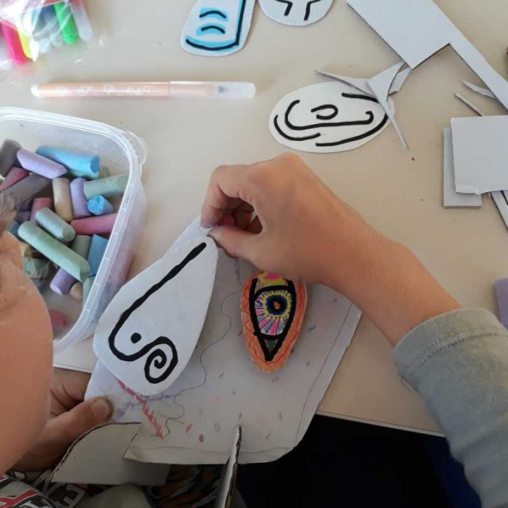 Atelier de Artes Presencial - Arte Central