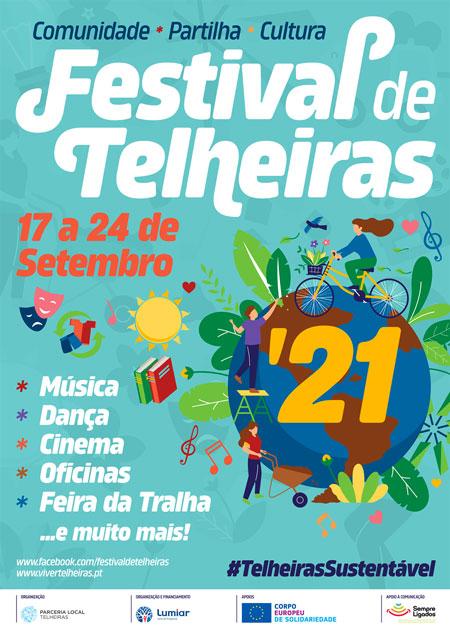 Festival de Telheiras - Carimbos no Jardim - ArteCentral
