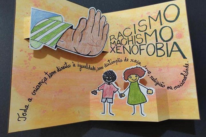Direitos da Criança em Cidadania e Igualdade Concurso Nacional
